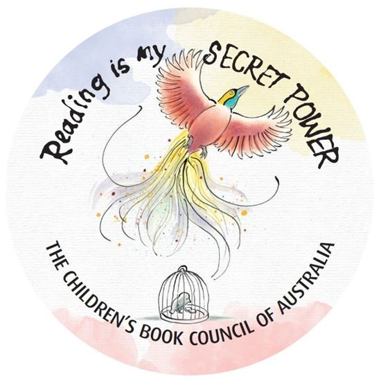 Picture of z CBCA Book Week Badge (pack of 10)
