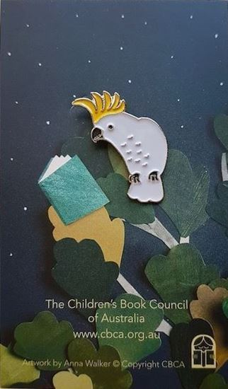 Picture of CBCA Cockatoo Pin