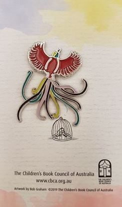Picture of CBCA Bird Pin