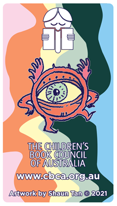 Picture of CBCA Eye Pin
