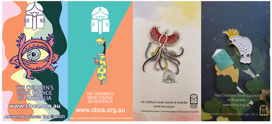 Picture of CBCA Pin Collector's Pack